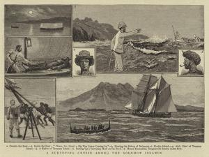 A Surveying Cruise Among the Solomon Islands by Joseph Nash
