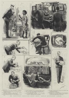 Mr Goslynge's Gold-Fish, their Short Through Glittering Career by Joseph Nash