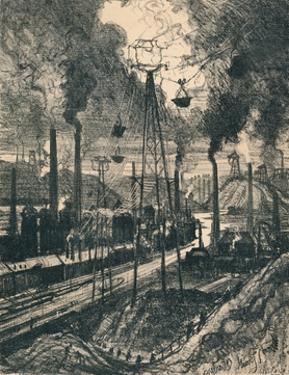 'Charleroi', 1911, (1914) by Joseph Pennell