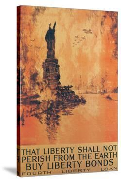 That Liberty Shall Not Perish From The Earth by Joseph Pennell