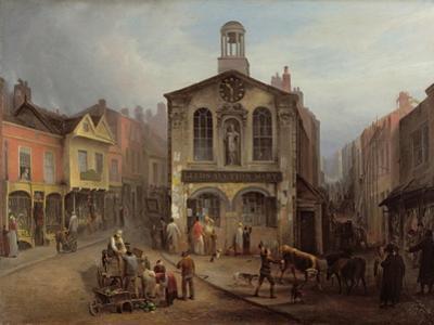 The Old Moot Hall, Leeds, C.1825