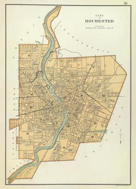 Rochester, New York, c.1895 by Joseph Rudolf Bien