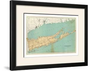 Suffolk County, New York, c.1895 by Joseph Rudolf Bien