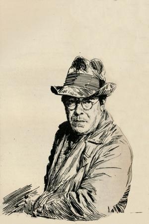 Self Portrait, C1933