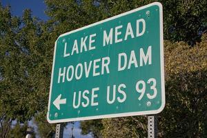 Hoover Dam, near Boulder City and Las Vegas, Nevada by Joseph Sohm