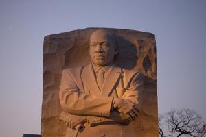 Martin Luther King Jr. National Memorial, a Monument to Civil Rights Leader, Washington, D.C. by Joseph Sohm