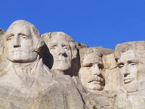 Mount Rushmore Memorial by Joseph Sohm