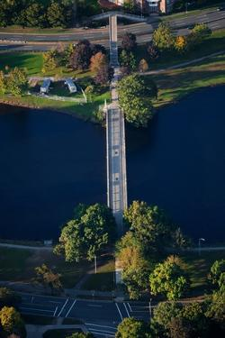 Sunrise Aerials of Boston and New England by Joseph Sohm