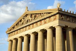 The Parthenon, Centennial Park, Nashville, Tennessee by Joseph Sohm