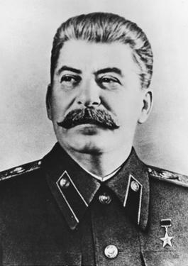 Joseph Stalin (1879-195), Soviet Leader, C1940S