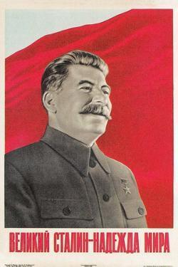Joseph Stalin in Uniform