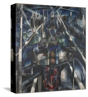 Brooklyn Bridge, 1919-20 by Joseph Stella