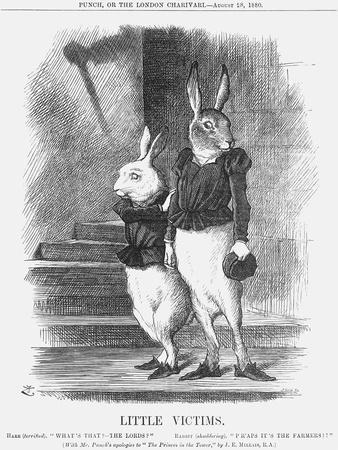 Little Victims, 1880