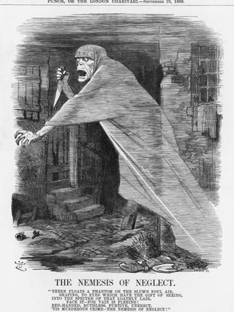 The Nemesis of Neglect, 1888 by Joseph Swain