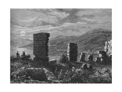 'Ticonderoga Fort', c1880