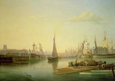 Bristol Harbour, 1836