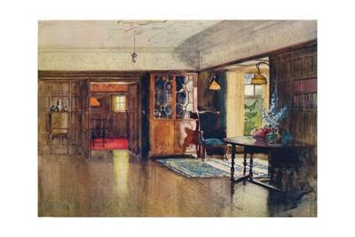 The Orchard, Harrow: The Dining Room, c1880-1903, (1903)