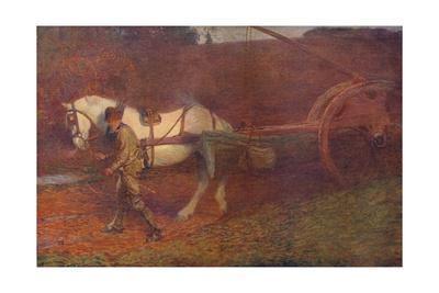 'The Timber Wagon', c1906