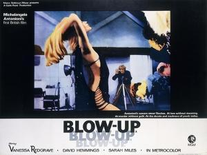 Blow Up, 1967 by Joseph Werner