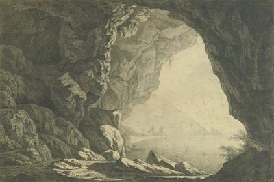 A Grotto in the Gulf of Salerno, Morning, C.1800