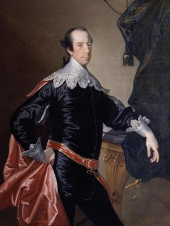 Lawrence Monck, 1760