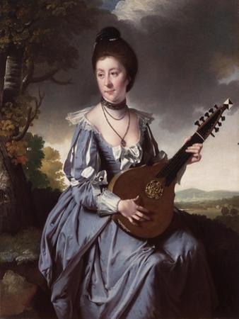 Mrs Robert Gwillym, 1766