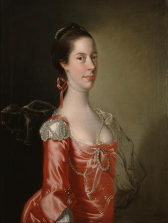 Portrait of a Lady, C.1760