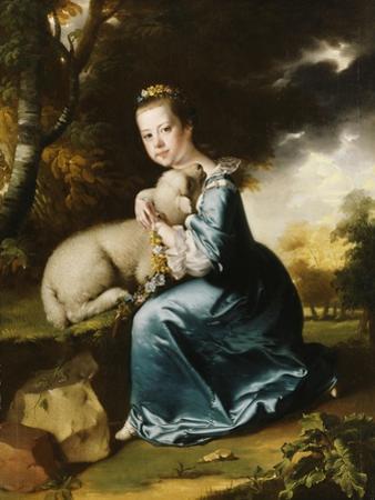 Portrait of Miss Frances Warren