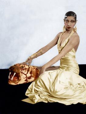 Josephine Baker, ca. 1920s
