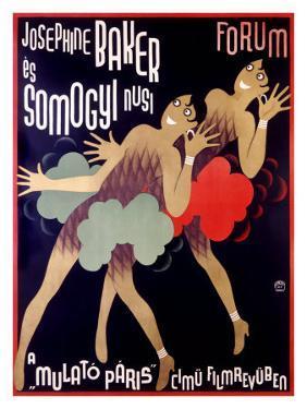 Josephine Baker, Movie Film Forum