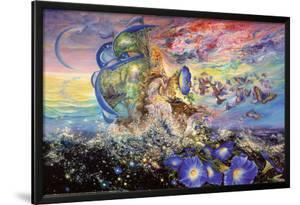Andromeda's Quest by Josephine Wall