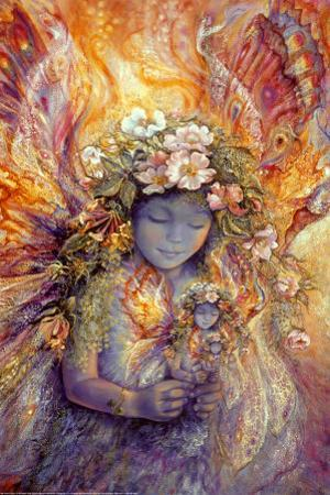 The Fairy's Fairy by Josephine Wall