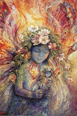The Fairy's Fairy by Josephine Wall