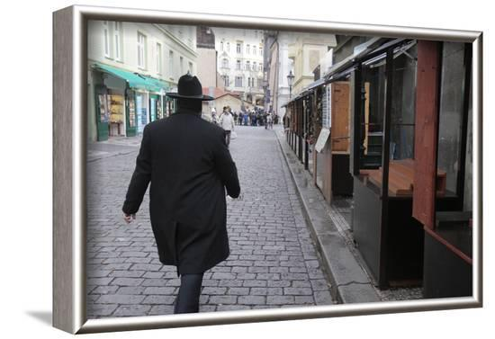 Josevof, Jewish District, Prague, Czech Republic-Godong-Framed Photographic Print
