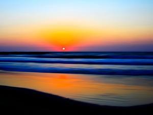 Colorful Sunset by Josh Adamski