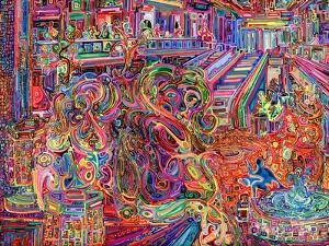 Mall by Josh Byer