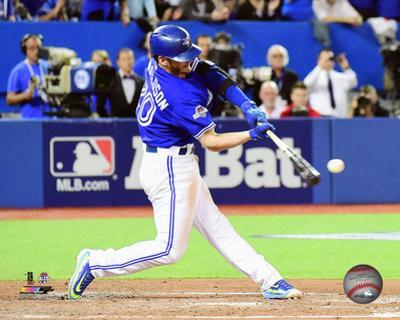 Josh Donaldson Game 4 of the 2015 American League Championship Series