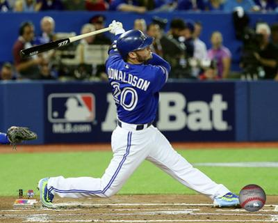 Josh Donaldson Home Run Game 2 of the 2015 American League Division Series