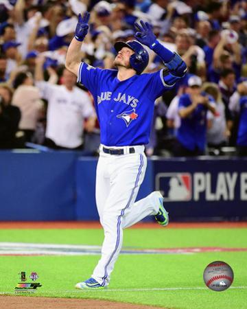Josh Donaldson Home Run Game 3 of the 2015 American League Championship Series