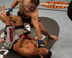 UFC 110: Feb 20, 2010 - Cain Velasquez vs Antonio Rodrigo Nogueira by Josh Hedges