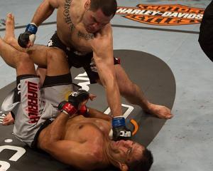 UFC 110: Feb 20, 2010 - Cain Velasquez vs Antonio Rodrigo Nogueira by Josh Hedges