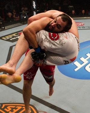 UFC 113: May 8, 2010 - Johny Hendricks vs TJ Grant by Josh Hedges