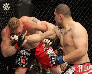 UFC 121: Oct 23, 2010 - Brock Lesnar vs Cain Velasquez by Josh Hedges