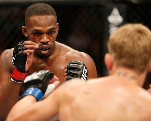 UFC 165: Sept 21, 2013 - Jon Jones vs Alexander Gustafsson by Josh Hedges