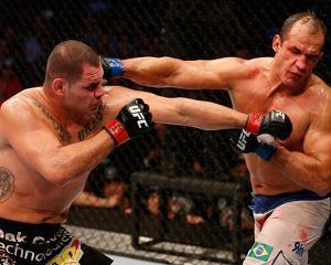 UFC 166: May 25, 2013 - Cain Velasquez vs Junior Dos Santos by Josh Hedges