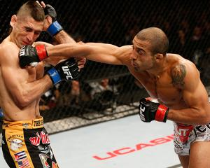 UFC 169: Feb 1, 2014 - Jose Aldo vs Ricardo Lamas by Josh Hedges