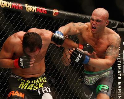 UFC 181 - Hendricks v Lawler by Josh Hedges