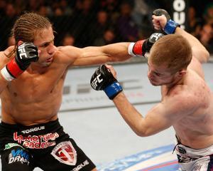 UFC on FOX: Dec 14, 2013 - Urijah Faber vs Michael McDonald by Josh Hedges