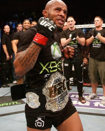 UFC on FOX: Jul 27, 2013 - Demetrious Johnson vs John Moraga by Josh Hedges