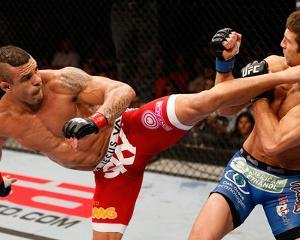 UFC on FX: May 18, 2013 - Vitor Belfort vs Michael Bisping by Josh Hedges